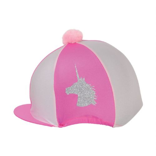 Little Rider Unicorn Glitter Hat Cover